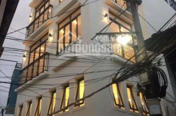 Cho thuê  nhà góc 2 Mặt Tiền Hai Bà Trưng P. Bến Nghé, Quận 1 (trệt 6 lầu, 430m2)  220 Triệu/ Tháng