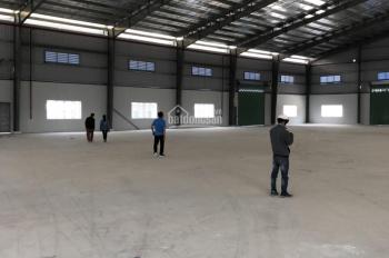 Bán nhà xưởng trong KCN Hải Sơn 33 tỷ, DT 5200m2