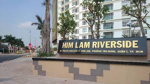 Kẹt tiền cần bán gấp căn hộ Him Lam Riverside 2PN
