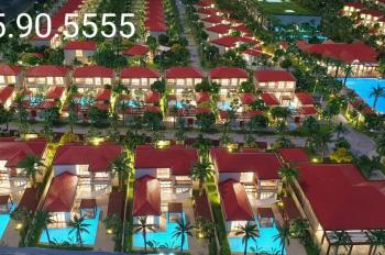 Biệt thự nghỉ dưỡng ven biển Fusion Resort & Villas, LH ngay 0905900588