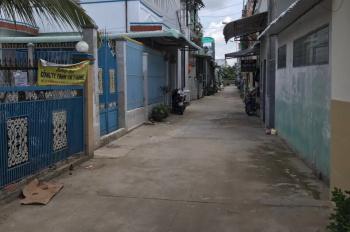 Bán nền thổ cư hẻm nhánh Lộ Ngân Hàng trục thông thẳng bờ Hồ Bún Xáng (80m) cấp phép XD chính