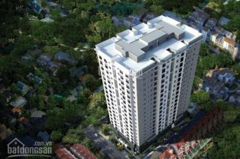 CC Cần bán căn CC căn góc, tầng 8, căn 803, dt: 86m2 tại Trương Định Complex - 129D Trương Định