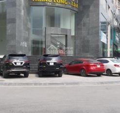 Cho thuê sàn TM tầng 1 tòa nhà chung cư ngõ 299 Trung Kính 600m2, 256.25 ng/m2/th chưa bao gồm VAT