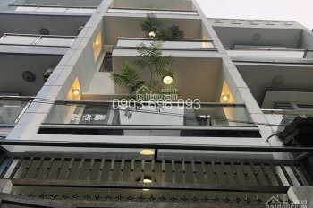 Bán nhà Gò Vấp hẻm xe hơi 5.5 tỷ, đường Phan Huy Ích, P12, nhà mới tặng toàn bộ nội thất 0909222596