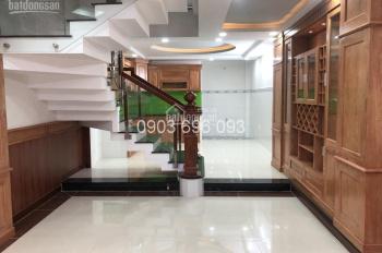 Bán nhà riêng quận Gò Vấp giá 5.6 tỷ đường Phan Huy Ích, nhà xây mới tiện nghi và sang trọng