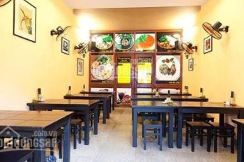 Cho thuê cửa hàng mặt phố vị trí cực đẹp phố Lương Văn Can, diện tích 60m2, mặt tiền 5m