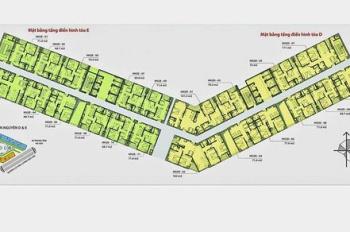 Căn hộ duy nhất, rẻ nhất tại HH2E Xuân Mai - 70m2 - 2 phòng ngủ mà chỉ có giá 970 triệu