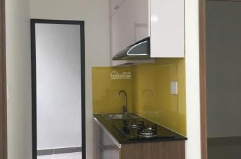 Cho thuê căn hộ Osimi GV, 53m2, 2PN, 2 ban công thoáng mát, nội thất cơ bản, 2 máy lạnh, giá 7tr5