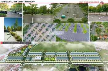 Bán đất nền sổ đỏ trao tay tại Dĩnh Trì, Bắc Giang giá vô cùng tốt cho nhà đầu tư chỉ từ 8tr/1m2
