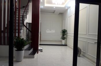 Bán nhà mặt ngõ phố Tôn Đức Thắng, DT 48m2 x 4 tầng, giá 4,95 tỷ