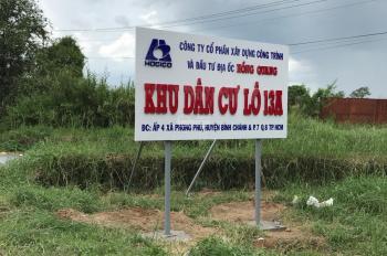 Chính chủ cần bán gấp lô đất mặt tiền Tạ Quang Bửu, KDC 13A Hồng Quang, giá rẻ. LH: 0909 342 356
