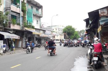 Bán nhà mặt tiền đường Nguyễn Thị Nhỏ, P4, Q11, ngay góc giao với 3 tháng 2, nhà góc 2MT, 4 tấm đúc