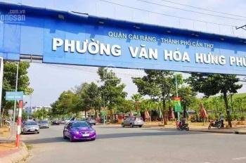 Bán nền đường B4 KDC Hưng Phú 1