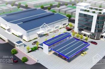 Cho thuê kho - nhà xưởng tại KCN Yên Phong 2