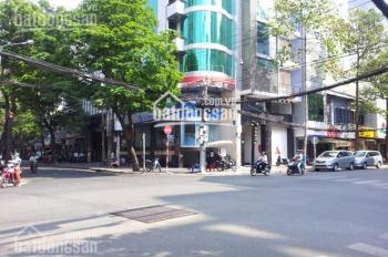 Bán nhà mặt phố góc 2 mặt tiền đường Ngô Gia Tự, Phường 9, Q10. 5x28m nở hậu 7m, trệt, 3 lầu