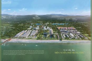 Cơ hội đầu tư dự án hot nhất Phú Quốc (Palm Garden) biệt thự để ở và kinh doanh, có hầm sở hữu lâu