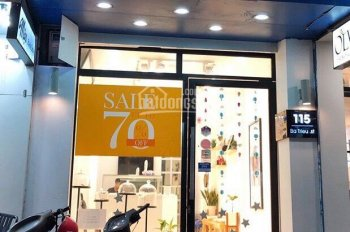 Cho thuê cửa hàng mặt phố Nguyễn Hữu Huân: 22m2, lửng 10m2, mặt tiền 3,5m, RB, LH: 0974557067