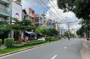 Bán nhà mặt tiền kinh doanh đường Nguyễn Cửu Đàm, P Tân Sơn Nhì, Q Tân Phú. DT 4x18m, giá 10.5tỷ TL