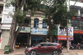 Cần cho thuê nhà mặt phố Lê Đại Hành, DT 62m2 x 4.5T, MT 4.5m, giá 75 tr/th. LH Hiếu 0974739378