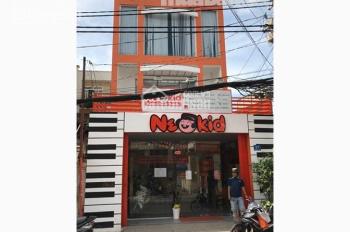 Cho thuê mặt tiền đường Nguyễn Trãi, quận 5 có DT : 3 x 10m giá 15tr