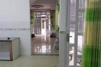 Bán nhà hẻm Hòa Hảo, gần chung cư Ngô Gia Tự, cho thuê 6 triệu/tháng, 2.2 tỷ TL