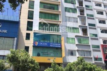 Bán nhà mặt tiền Trần Quang Diệu, Quận 3. DT: 10m x 19m, XD: 6 lầu mới. LH : 0939.123.558