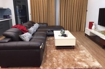 Cho thuê căn hộ cao cấp sang trọng tại chung cư D2 Giảng Võ, dt 130m2, 3PN view hồ, giá 14 tr/th