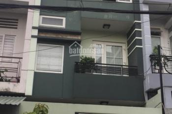 Bán nhà mặt tiền nội bộ Gò Dầu, 5x20m, 1 hầm+3 lầu