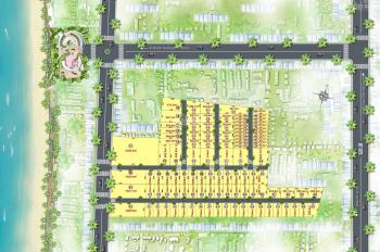 Cơ hội vàng cho NĐT - đất nền biệt thự Phú Quốc 255m2 ,giá 6,9 triệu/m2