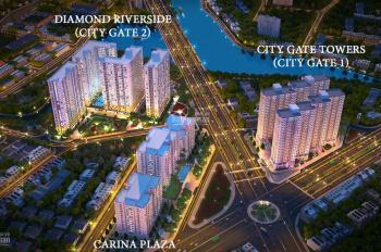 Chính chủ bán căn hộ City Gate 2 (Diamond Riverside) cam kết giá tốt nhất. LH: Hoàng 0931 320 590