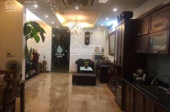 Cho thuê nhà mặt ngõ ô tô phố Kim Đồng, full điều hoà, nhà mới, 60m2, 4tầng, giá 16 tr/th