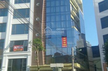 Chính chủ cần cho thuê nhà 12A Thái Hà, Đống Đa, DT 110m2, 8 tầng, MT 6m, thông sàn, 140 tr/th