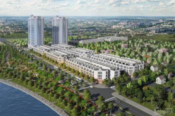 Cần bán liền kề 9 - TT14 Thuận An Central Lake, Gia Lâm, 90m2 xây 4T, MT 6m, hướng TB giá 49tr/m2