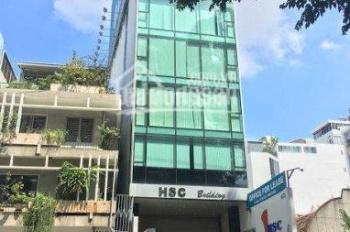 Bán nhà MT Điện Biên Phủ gần Cao Thắng, DT: Ngang 5.5 m x 18 m, Quận 3, 4 tầng giá chỉ 23 tỷ