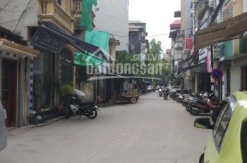 Chính chủ cần bán nhà đất tại phố Thịnh Quang, Vĩnh Hồ, Thái Thịnh, Đống Đa, DT 120m2 giá 95 tr/m2