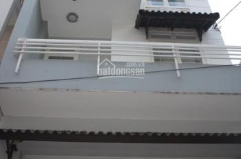 Cho thuê nhà Bùi Viện (4,5 x 18) trệt- 2 lầu-ST, 4PN, giá 21 triệu  nhà mới. 0913299211