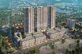 Chung cư cao cấp trung tâm quận Hà Đông, giá chỉ từ 1,6 tỷ