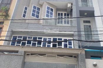 Cho thuê nhà mới 176 Trần Hưng Đạo, Quận 1, ngay khách sạn Fullman.