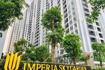 Cần bán căn hộ cao cấp view Sông Hồng & nhạc nước Times City dự án Imperia Sky Garden 423 Minh Khai