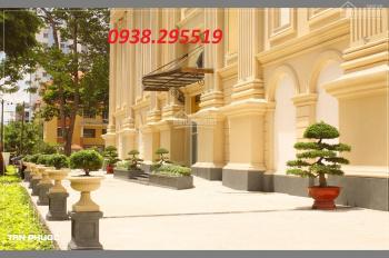 0938295519 bán nhanh căn hộ Q11 đi NN, 110m2, đủ nội thất, giá bán cực rẻ 3.8 tỷ KTL. Nhận nhà ngay
