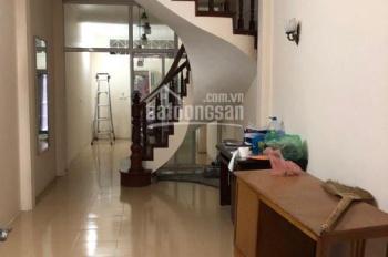 Cho thuê nhà khu phân lô Thái Hà - Yên Lãng, giá 12 tr/th, DT: 55m2 x 4,5 tầng