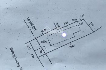 Chỉ 70 Tr/m2 MTKD sầm uất Lương Văn Can, Q8