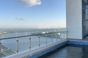 Chính chủ bán căn hộ Penthouse sân vườn Đảo Kim Cương Sky Villa Quận 2, 318m2+65m2 sân vườn, 38 tỷ