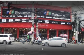 Bán nhà góc 2 mặt tiền Lê Văn Sỹ-Trần Quang Diệu,Q3. Dt:12x17m FPT đang thuê 11000$,Giá 65 tỷ TL