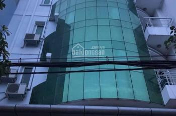 Bán gấp tòa nhà 6 tầng MT Hà Huy Giáp, ngay ngã tư Ga. DT: 9 x 22m, SHR