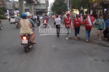 Cho thuê nhà mặt phố Trần Phú, Hà Đông