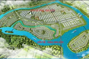 Bán rẻ đất điện âm tay trái, B2.22 lô 30, đẹp nhất dự án Nam Hoà Xuân, sát góc, thông ra sông Hàn