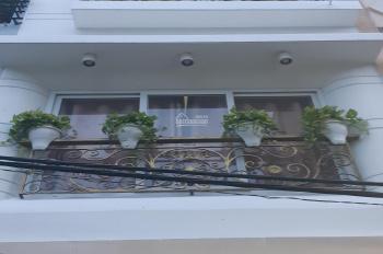 Nhà hẻm ôtô 1 trệt 4 lầu 54m2 Huỳnh Văn Bánh, p.13, Phú Nhuận, 9tỷ150 thương lượng, LH: 0901960939