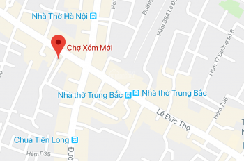 Bán nhà mặt tiền 3,5x30m nở hậu mặt tiền Lê Đức Thọ, Phường 16, Quận Gò Vấp