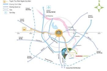 Chủ nhà cần tiền bán cắt lỗ liền kề ST5 hướng Đông Nam, thanh toán 16 đợt, rẻ hơn thị trường 1 tỷ